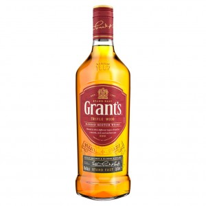 Grants Triple Wood 0,5L 40%
