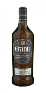 Grants Triple Wood Smoky 40% 0,7L