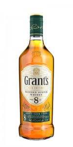 Grants Sherry Cask 8 YO 40% 0,7L