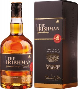 The Irishman Founders Reserve 40% 0,7L