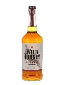 Wild Turkey Bourbon  40,5% 0,7L