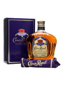 Crown Royal 40% 0,7L