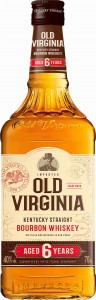 Old Virginia 6YO Bourbon 40% 0,7L