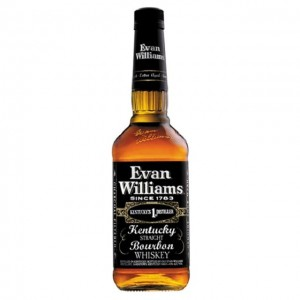 Evan Williams Kentucky Straight Bourbon 43% 0,7L